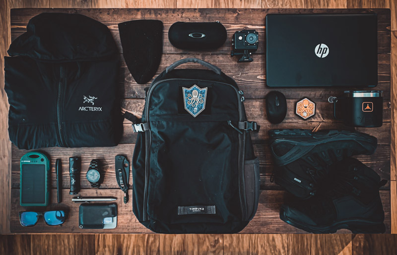 Loadout: Day Use Pack