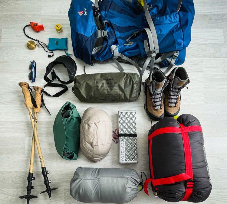 Loadout: Backpacking Weekend